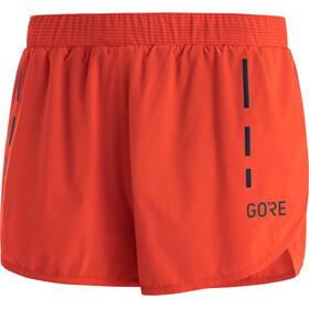 GORE WEAR Split Shorts Men, oranje